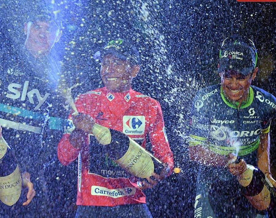 La Vuelta - ciclismo colombiano JoanSeguidor