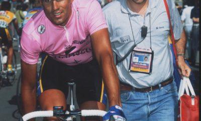 Miguel Indurain y el Giro de italia