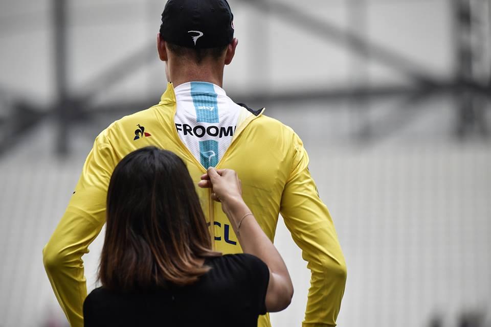 Froome gana cuatro Tours de Francia