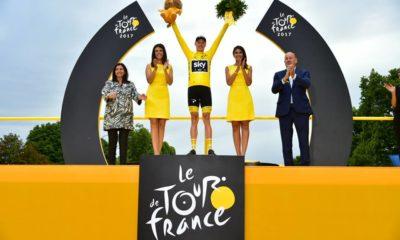 Froome es la estrella de las estrellas del ciclismo