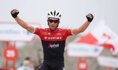 Alberto Contador gana en el Angliru JoanSeguidor