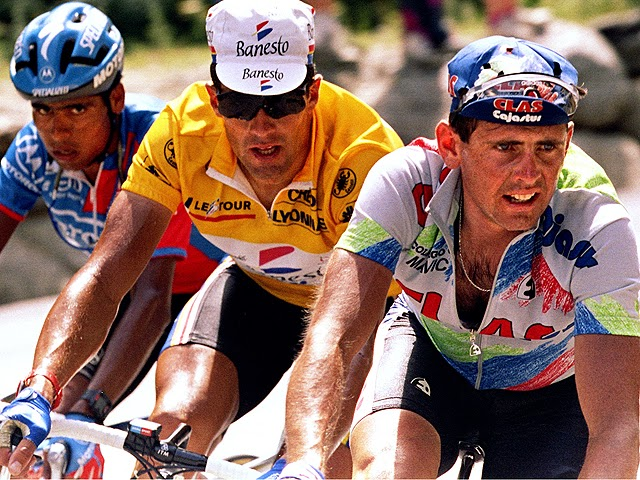 Tours Miguel Indurain y Team Sky JoanSeguidor
