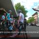 Ciclistas del Team Sky reprendidos por la policia