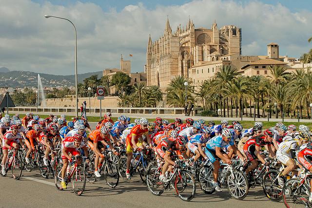 Cicloturismo en Mallorca JoanSeguidor