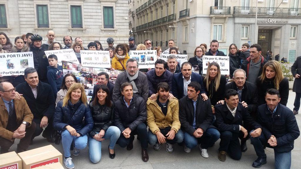 #Porunaleyjusta JoanSeguidor