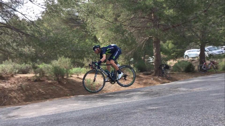 Alejandro Valverde Vuelta a Murcia JoanSeguidor