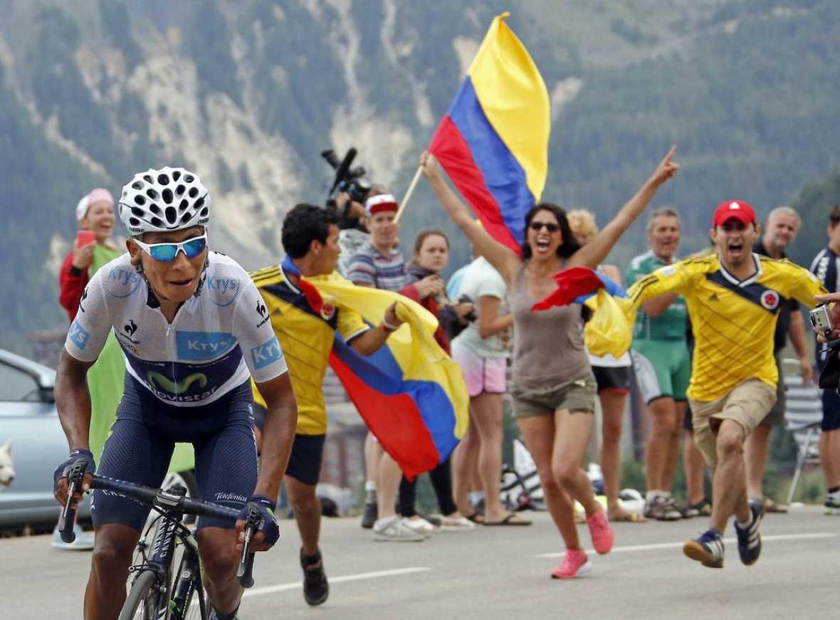 Ciclismo colombiano JoanSeguidor