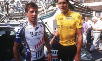 ciclista español JoanSeguidor