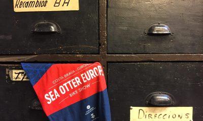 SEA OTTER dorsales feria de la bicicleta Girona