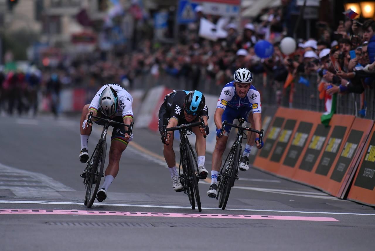 Milán-San Remo Kwiatkowski Sagan JoanSeguidor