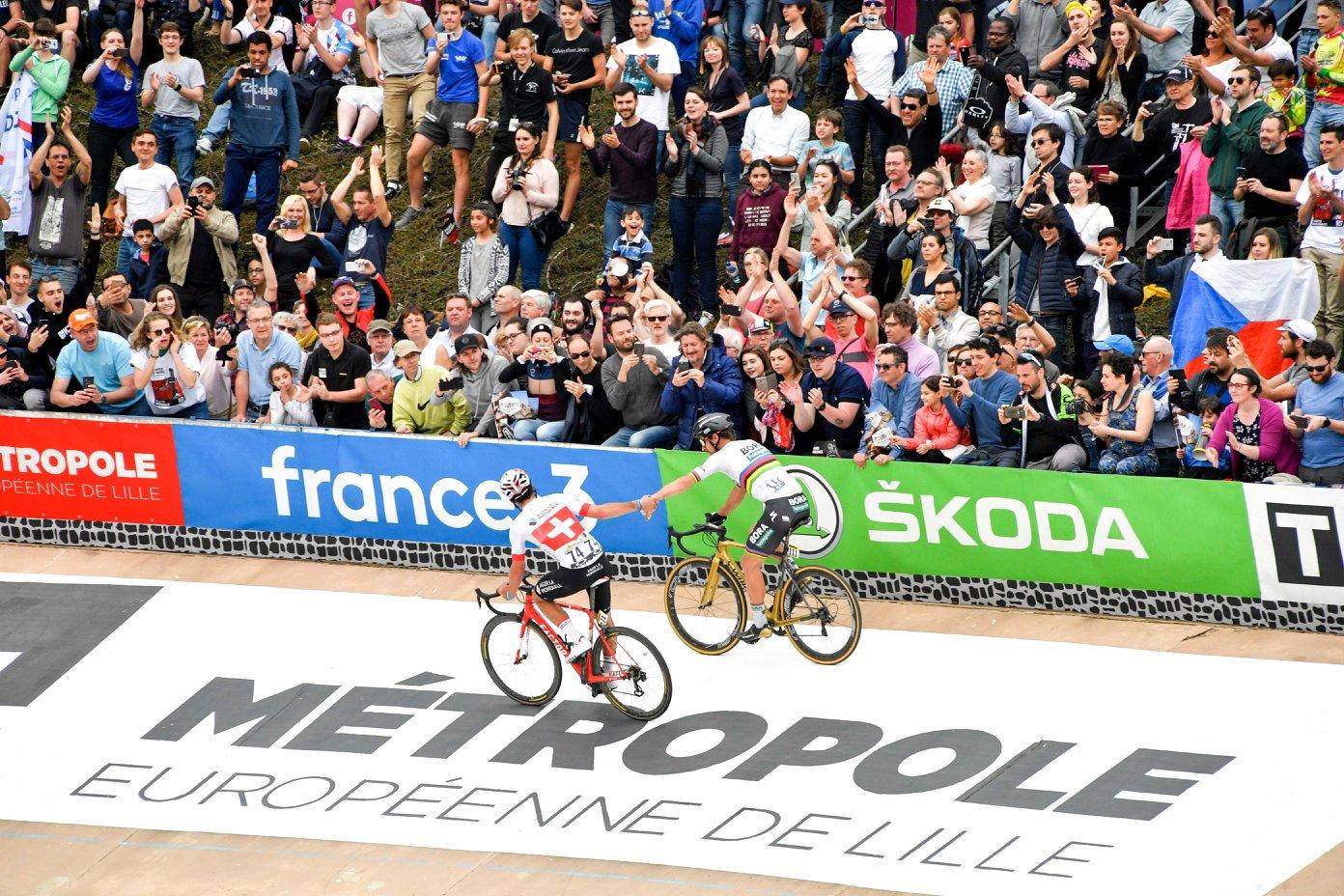 Adoquín Roubaix JoanSeguidor