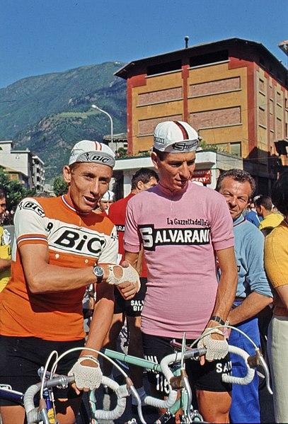 Giro Italia Anquetil - Gimoni Joaneguidor