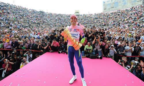 Giro de Italia - Ivan Basso JoanSeguidor