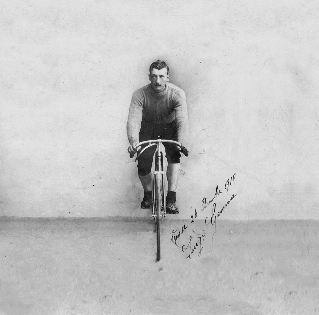 Giro de Italia Luigi Ganna JoanSeguidor