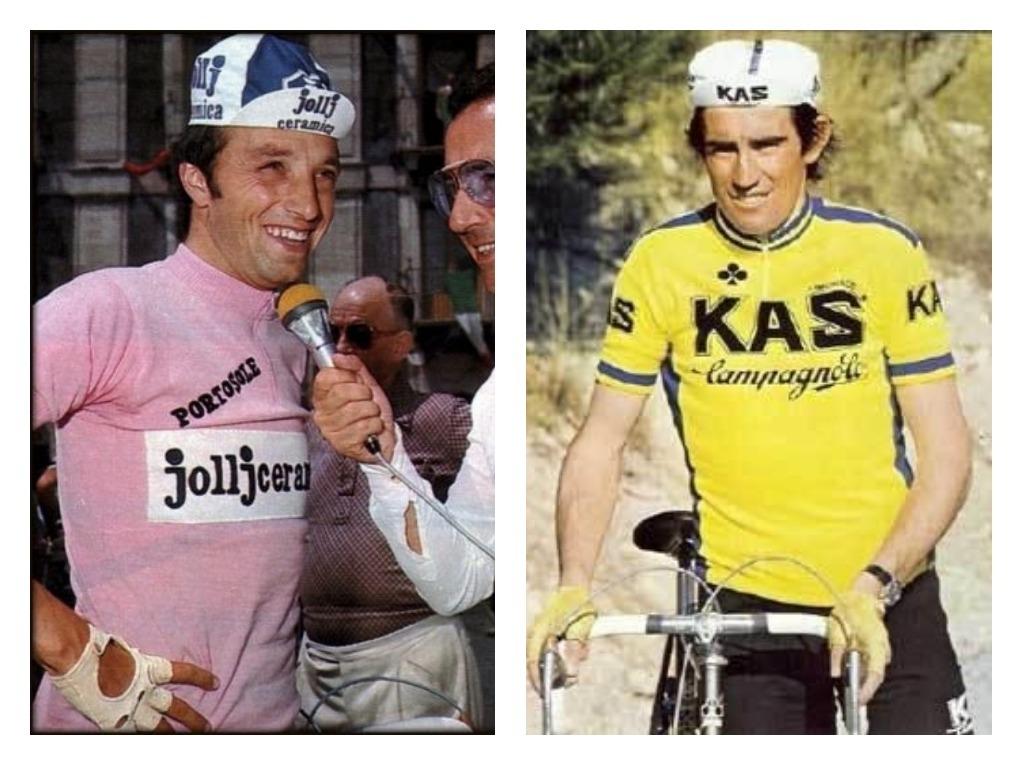 Giro de Italia - Paco Galdos JoanSeguidor