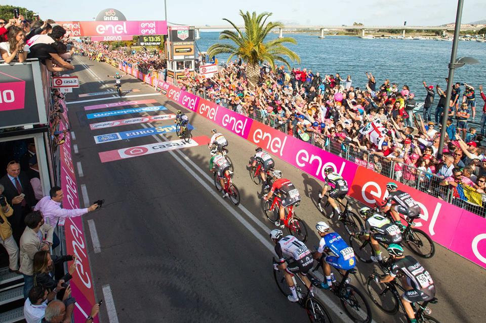Giro de Italia publico JoanSeguidor
