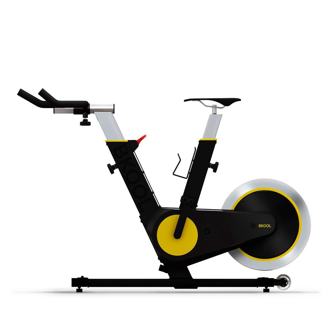 Bkool Smart Bike - lateral JoanSeguidor