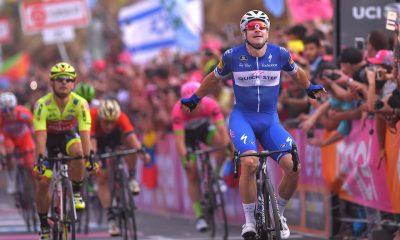 Elia Viviani - Giro Italia JoanSeguidor