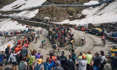 Giro de Italia - George Bennett JoanSeguidor