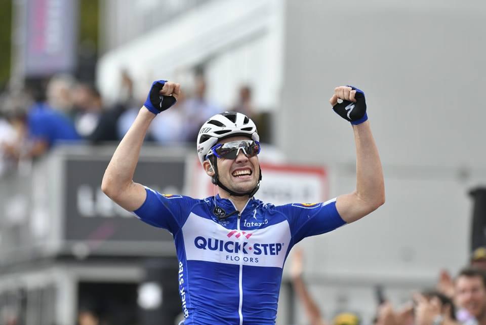 Giro de Italia - Max Schachman JoanSeguidor