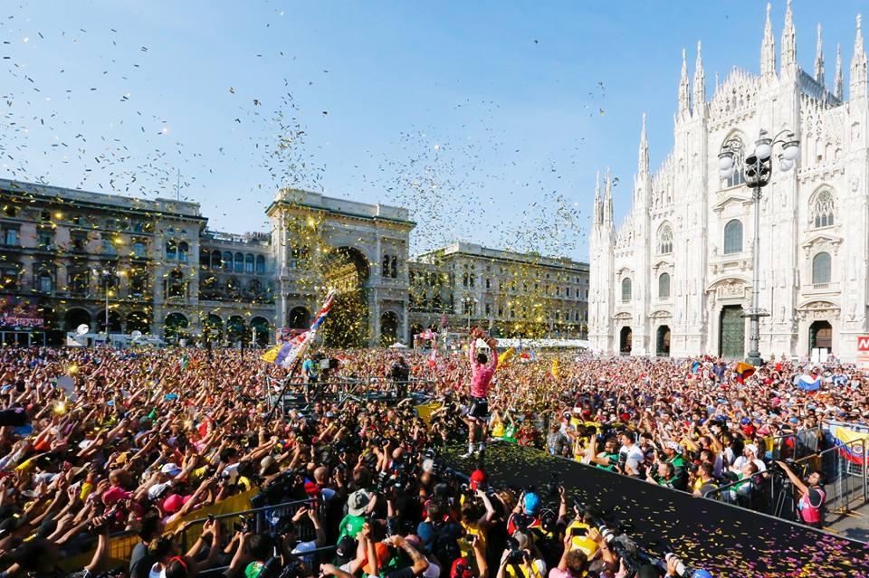 Giro de Italia Milano JoanSeguidor