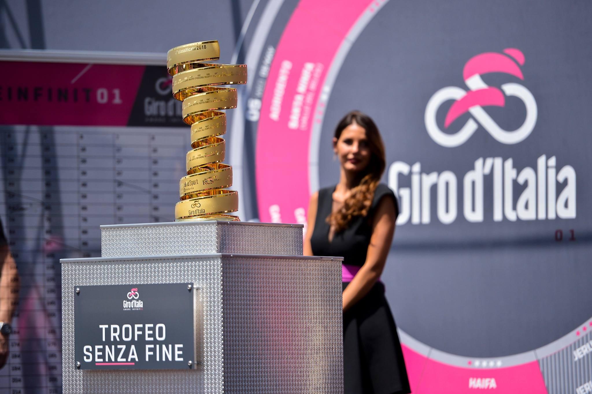 Giro de Italia - Mujer en ciclismo JoanSeguidor