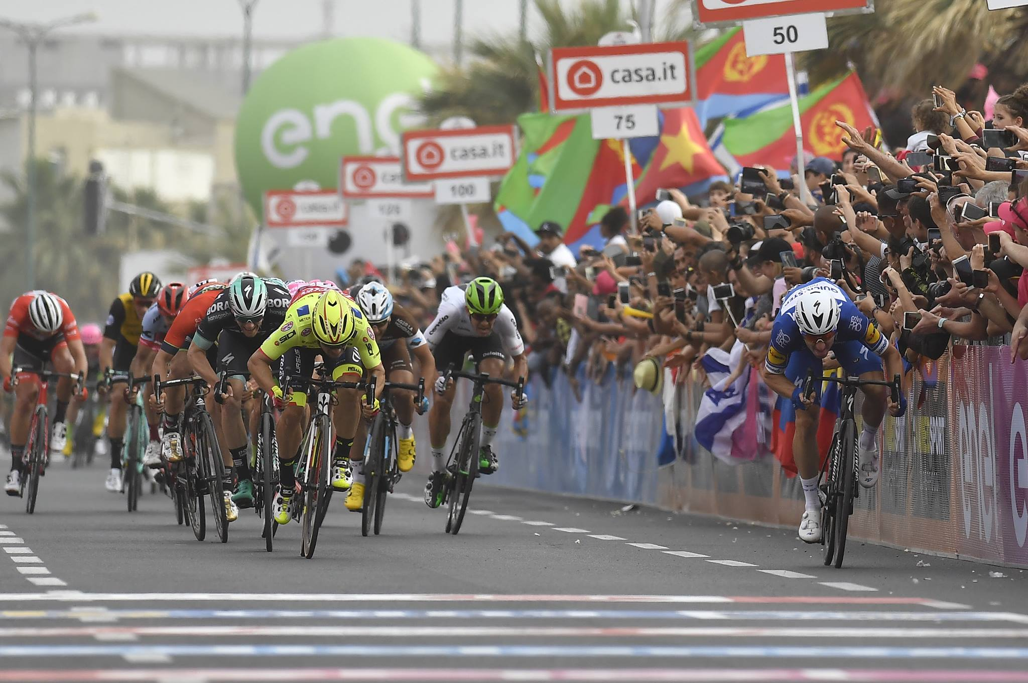 Giro de Italia Tel Aviv JoanSeguidor
