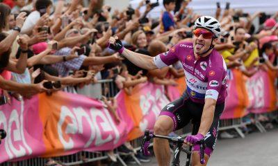 Giro de Italia Viviani JoanSeguidor