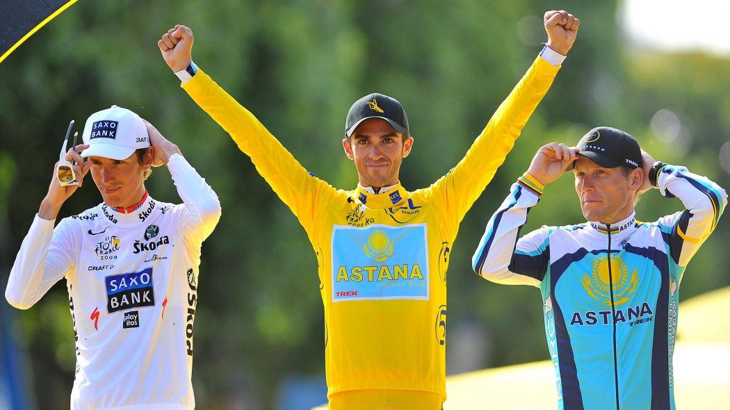 Tour de Francia - Alberto Contador JoanSeguidor