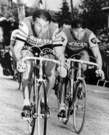 Tour de Francia - Anquetil y Poulidor JoanSeguidor