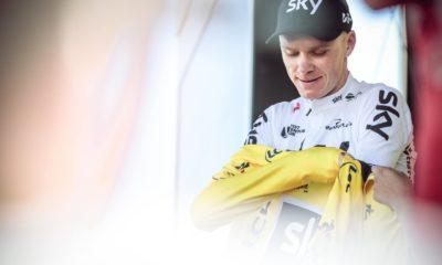 Tour de Francia - Chris Froome JoanSeguidor