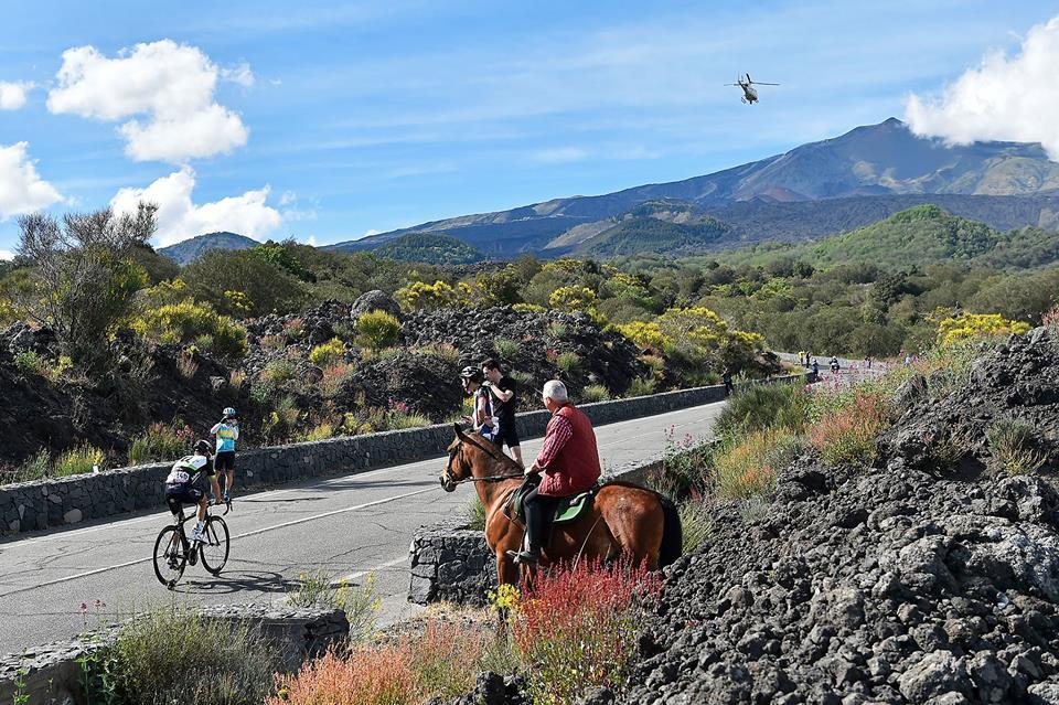 Giro Bkool - Etna JoanSeguidor