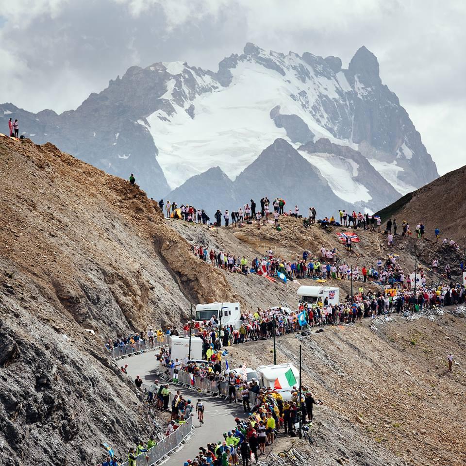 Tour de Francia - montaña joanSeguidor