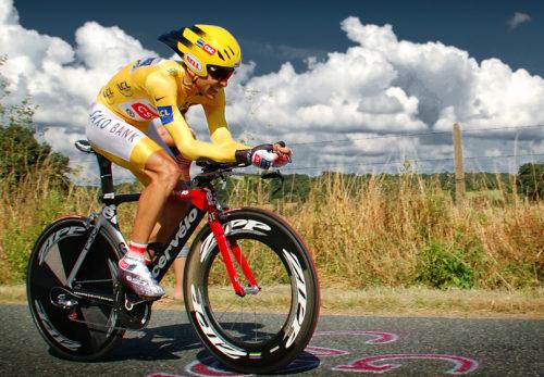 Tour de Francia - Carlos Sastre JoanSeguidor