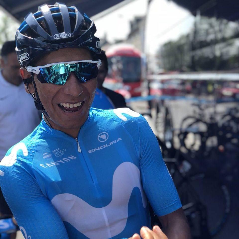 La Vuelta - Nairo Quintana JoanSeguidor