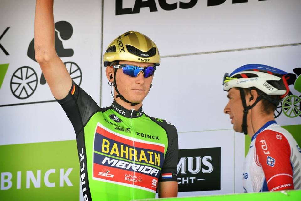 Ciclismo en agosto - Matej Mohoric JoanSeguidor