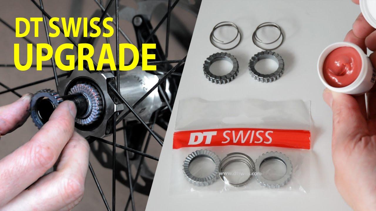 DT Swiss Ratchet JoanSeguidor