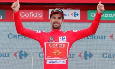 Vuelta a España- maillot rojo La Vuelta JoanSeguidor