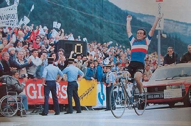 Mundial ciclismo - Bernard Hinault JoanSeguidor