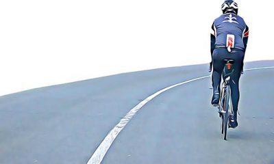 Ciclistas en carretera JoanSeguidor