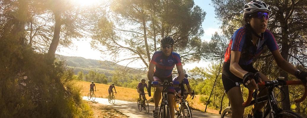 Ciclistas GPS JoanSeguidor