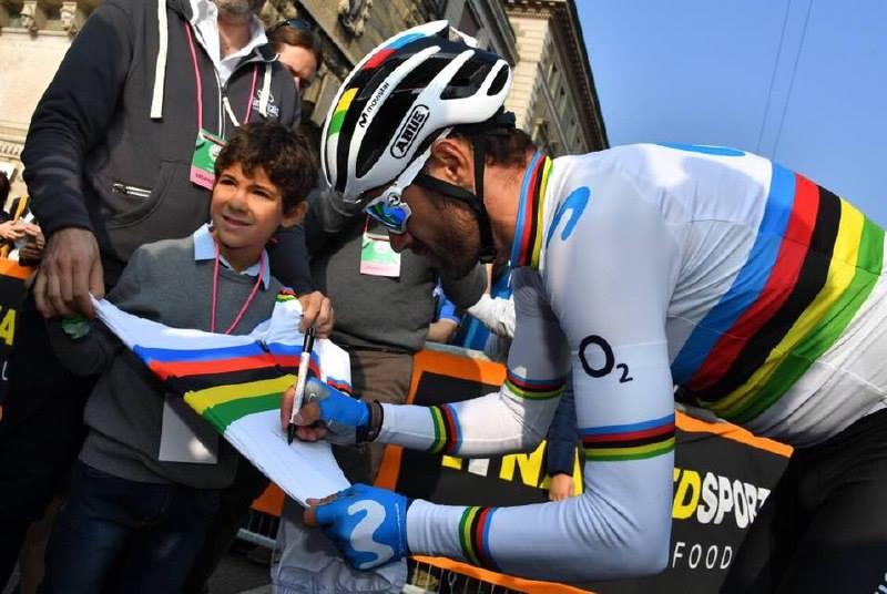 Alejandro Valverde arcoiris JoanSeguidor