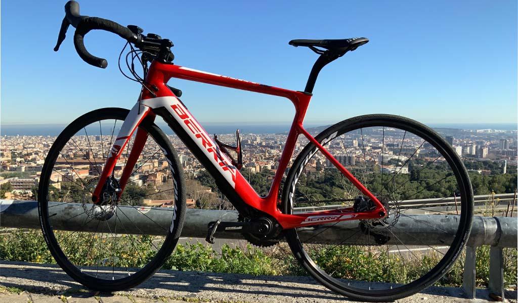 Berria bicicleta electrica