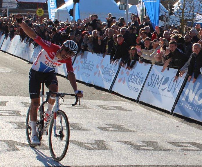 Mathieu Van der Poel GP Denain JoanSeguidor