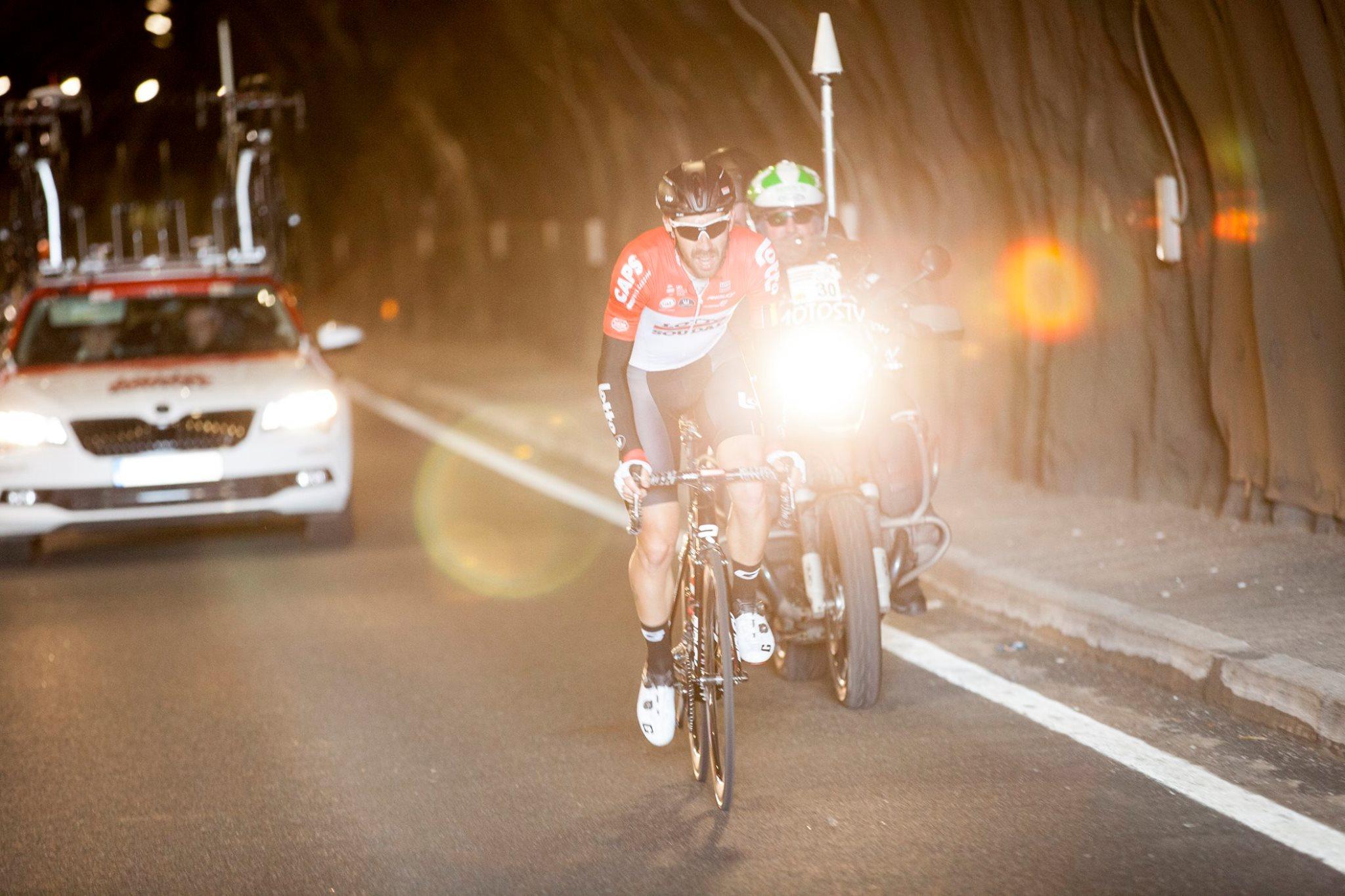 Volta a Catalunya Thomas De Gendt JoanSeguidor