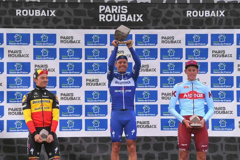 Deceuninck Paris Roubaix JoanSeguidor