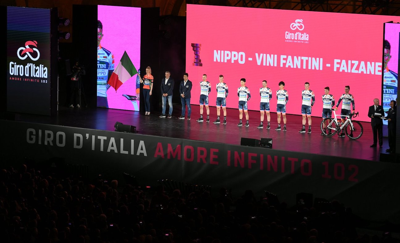 Giro Italia Hiroki Nishimura JoanSeguidor