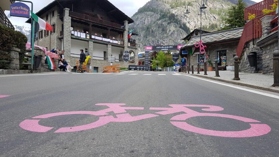 Montaña Giro Italia joanSeguidor