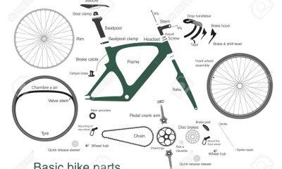 Partes bicicleta Joanseguidor