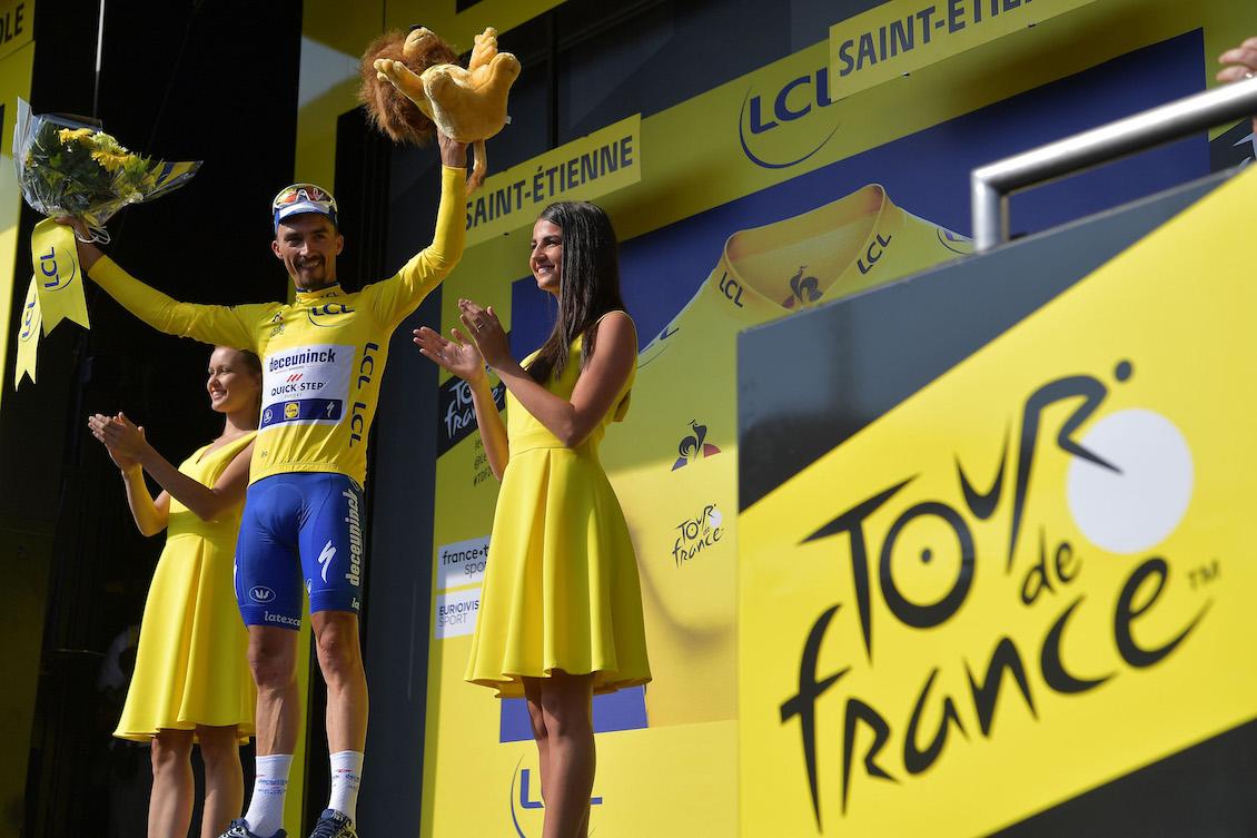 Julian Alaphilippe Tour etapas JoanSeguidor